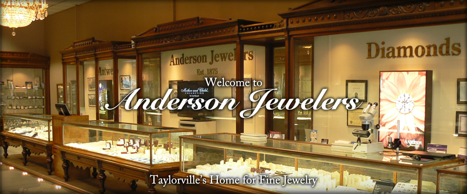 Anderson Jewelers - Main homepage banner
