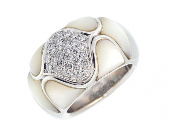 Estate - Estate Mother of Pearl Ring