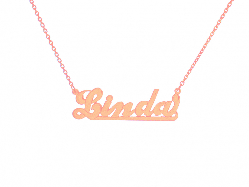 Necklaces - Name Necklace