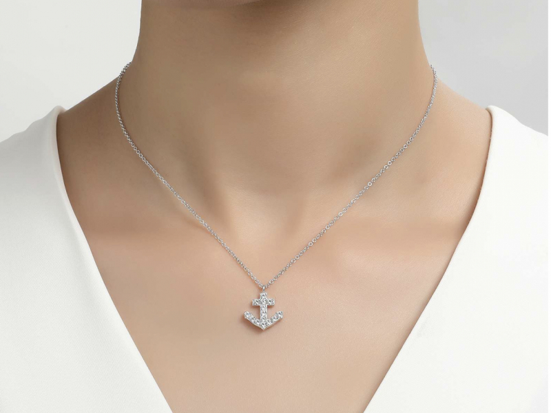 Sterling Necklaces - Sterling Silver Necklace - image #2