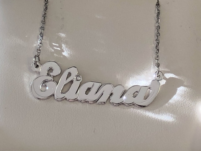 Necklaces - Name Necklace - image #3