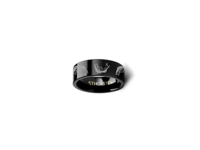 Wedding Bands - Tungsten Wedding Band - image #2