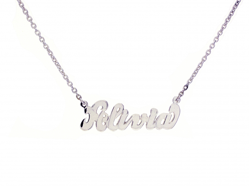 Necklaces - Name Necklace - image #2
