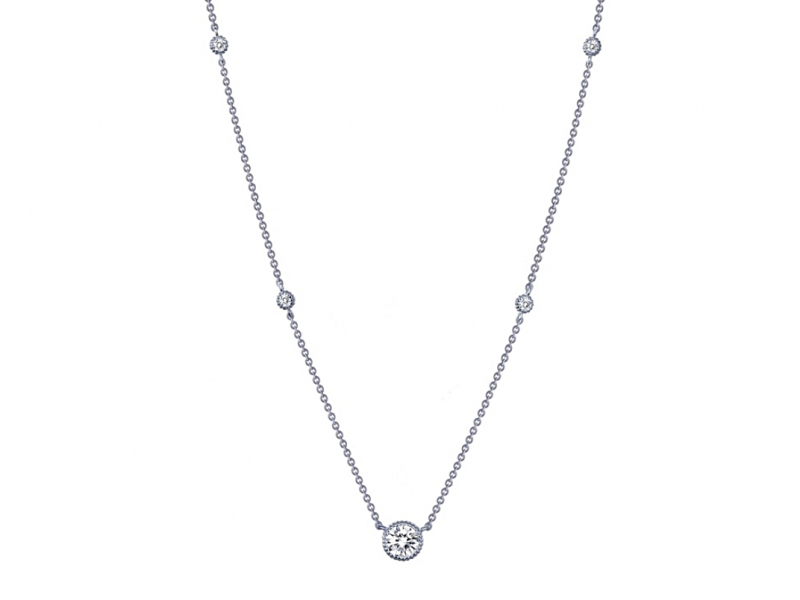 Sterling Silver Jewelry - Sterling Silver Necklace