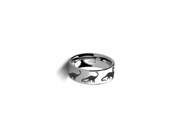 Wedding Bands - Tungsten Wedding Band