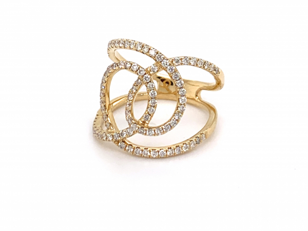 Rings - Diamond Fashion Ring