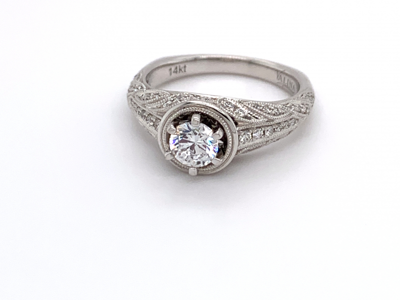 Bridal Jewelry - Vintage Engagement Ring