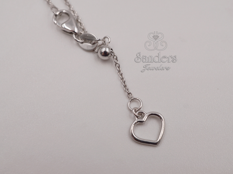 Pendants & Necklaces - Diamond Infinity Pendant - image #4