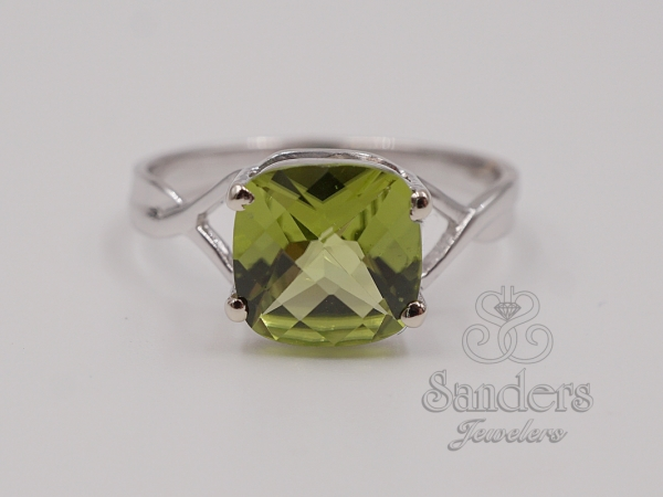 Rings - Peridot Ring