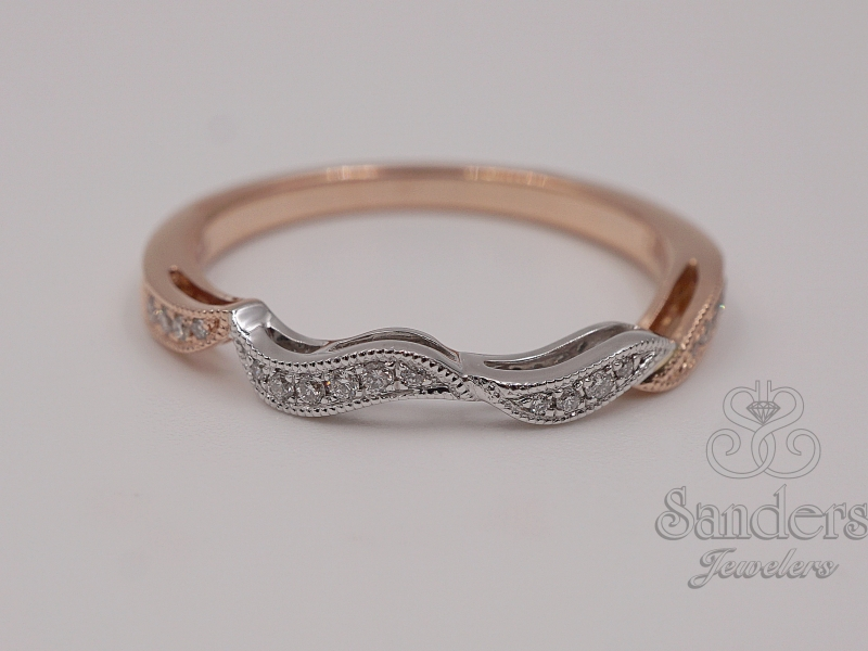 Bridal Jewelry - Fashion Diamond Wedding Band