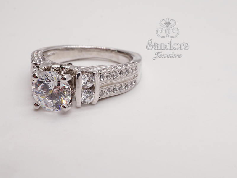 Bridal Jewelry - Fancy Engagement Ring