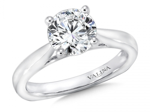 Bridal Jewelry - Solitaire Engagement Ring