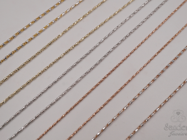 Pendants & Necklaces - Raso Chains