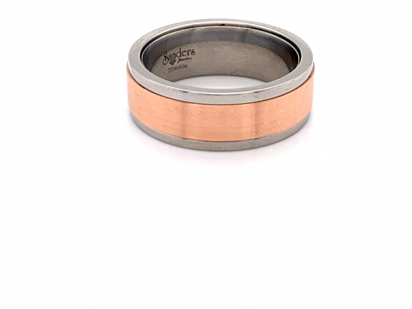 Men's - Rose Gold Ring Insert