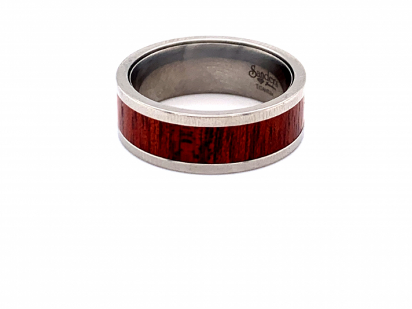 Men's - Bloodwood Ring Insert