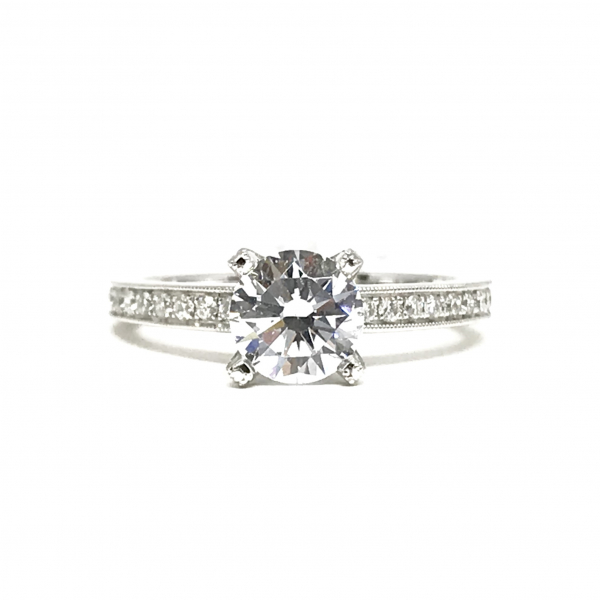 Engagement Rings - Solitare Engagement Ring