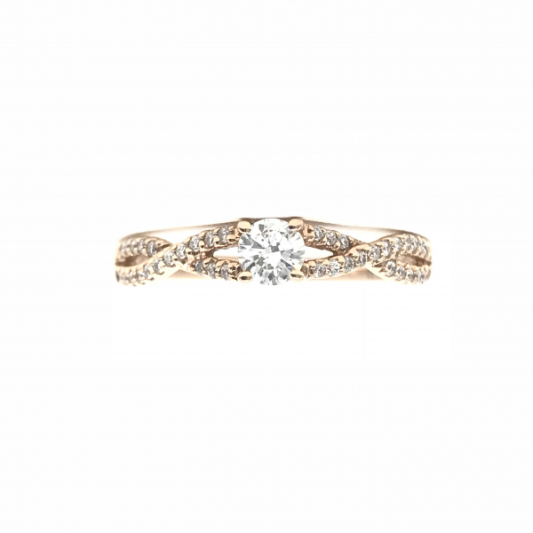 Engagement Rings - Contemporary Engagement