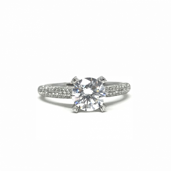 Engagement Rings - Solitare