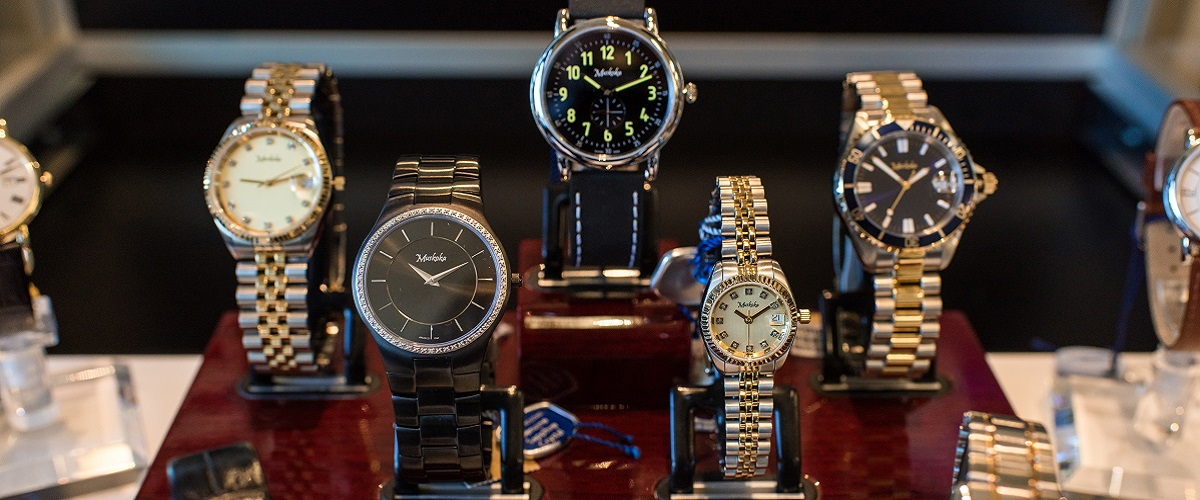 Muskoka Watches -