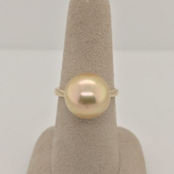 Fine Jewelry - South Sea Yellow Gold Pearl Ring